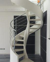scale ad angolo per cucina
