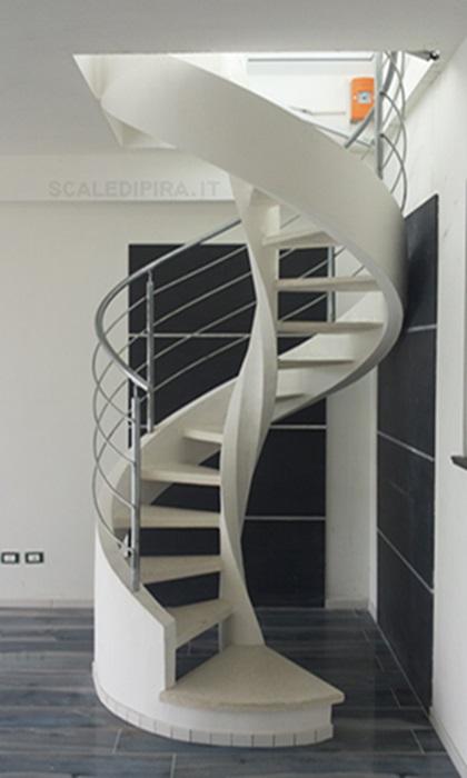 Scale elicoidali scale di pira - Scale ad angolo ...