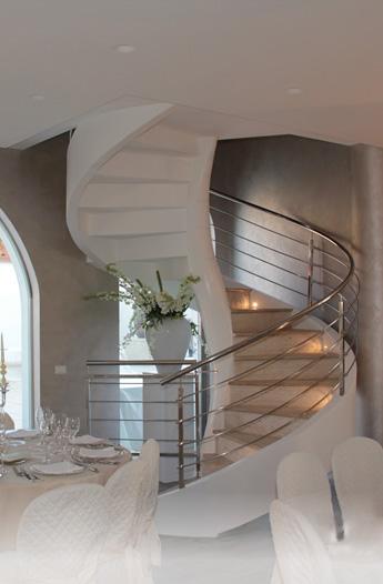 Scale elicoidali scale di pira - Scale in cemento per interni ...