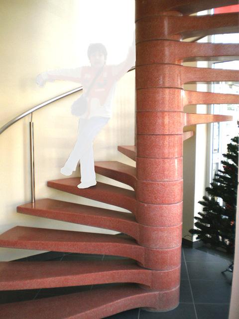 scale a chiocciola scale di pira