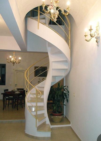 Scale elicoidali scale di pira - Prezzi scale per interni ...