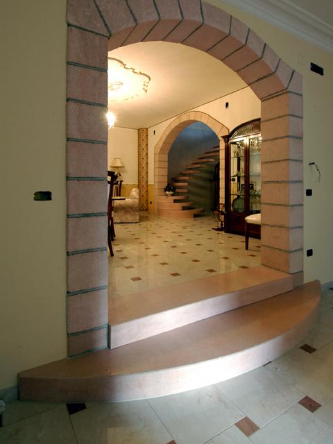 Scale in muratura interne tutte le immagini per la for Disegni di scale esterne di case indiane
