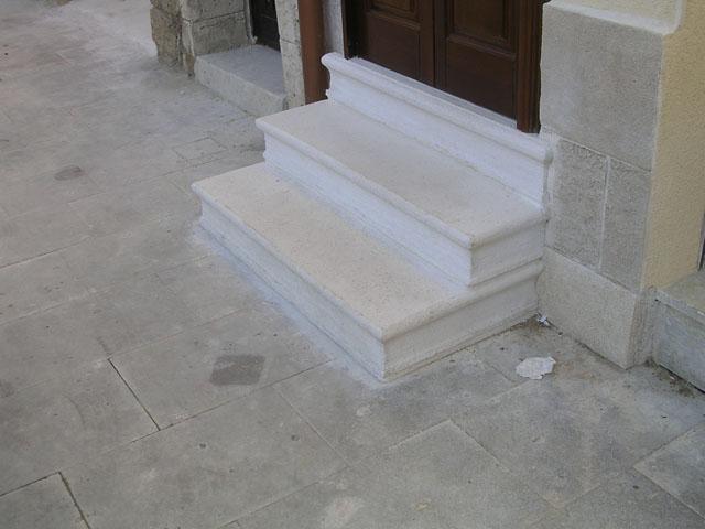 Scale Da Esterno In Pietra : Scale a sbalzo scale di pira
