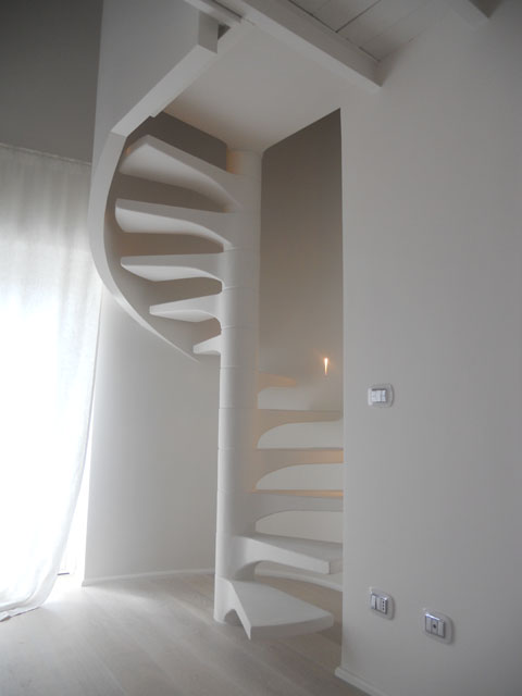 Scale a chiocciola scale di pira - Scale a chiocciola moderne ...