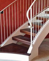 scale legno e ferro