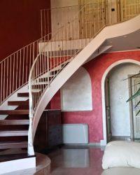 scale interne d'arredamento