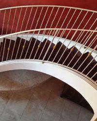 scale in cemento legno e ferro puglia