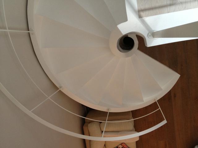 Scale a giorno per interni ed esterni scale di pira - Scale a vista per interni ...